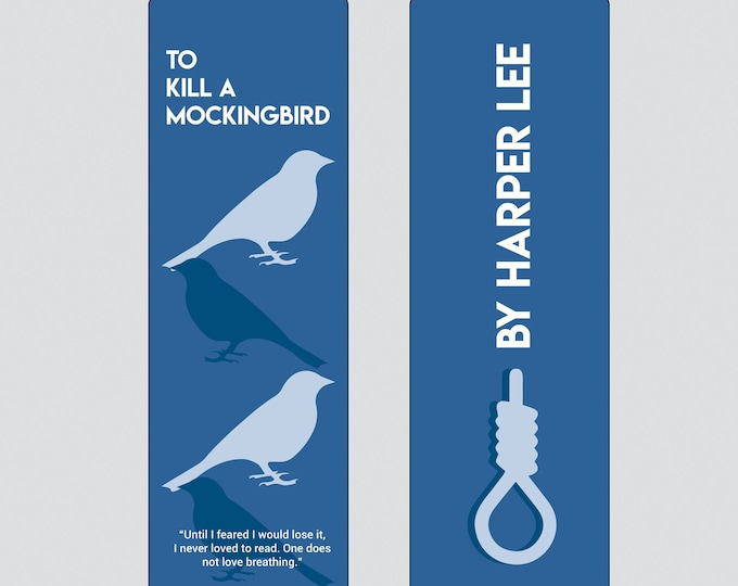 To Kill a Mockingbird by Harper Lee Bookmark