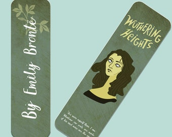 Wuthering Heights- Emily Bronte Bookmark