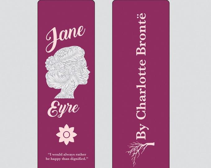 Jane Eyre - Charlotte Bronte Bookmark