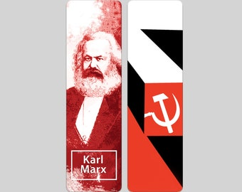 Karl Marx Bookmark