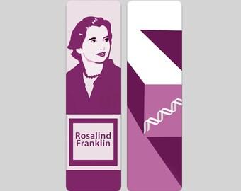 Rosalind Franklin Bookmark