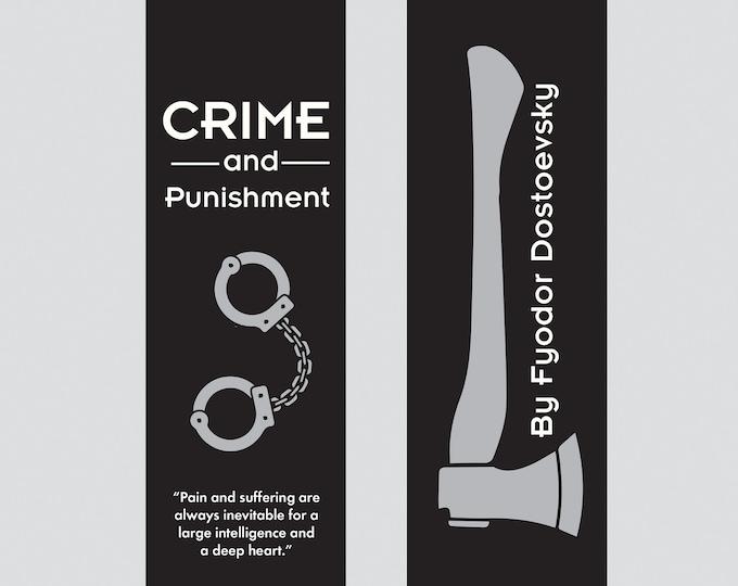 Crime & Punishment by Fyodor Dostoevsky Bookmark
