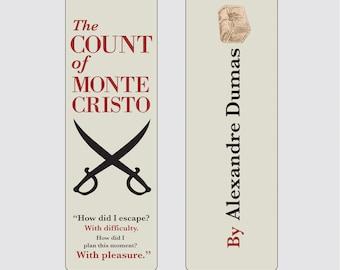 The Count of Monte Cristo - Alexandre Dumas Bookmark
