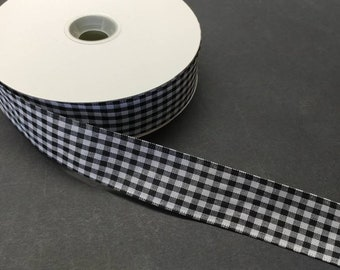Gingham Ribbon Etsy