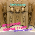 GeoBowl Three Pack