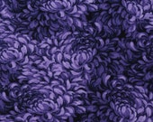 Purple Packed Petals Cloth Mask