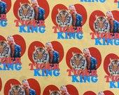 Tiger King Cloth Mask