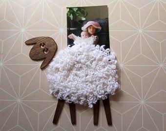 Sheep - Funny wall decor.