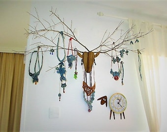 Deer - storage for jewelry.