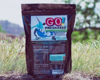 GO! Pro-Shakes, Protein / Nutrition Shakes for Kids and Teens