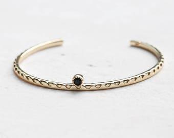 Delicate Bangle - Bangle Bracelet - Gold plated - Silver Bangle - Delicate Bracelet - Minimalist Jewelry