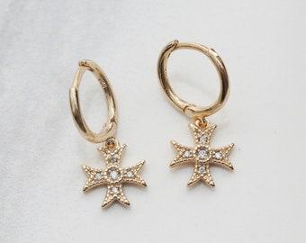 Tiny Hoop Earrings - Gold Hoops - Tiny Hoops - Small Hoop Earrings - Hoop Earrings - Minimalist Jewelry