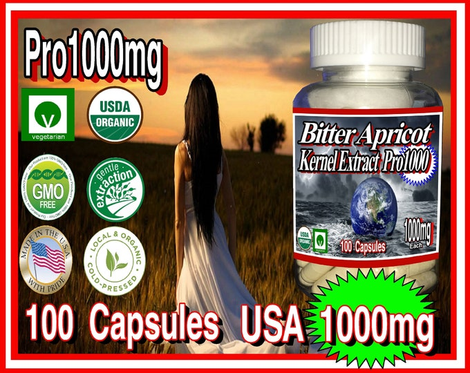 Bitter Apricot Kernel Extract Pro1000