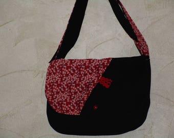 Handytasche Aus Samt In 8 Designs Handarbeit Aus Indien TÄschchen Handy Bag Angenehme SüßE Kleidung & Accessoires
