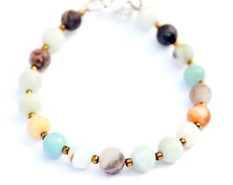 Amber bracelet (Large Beads)