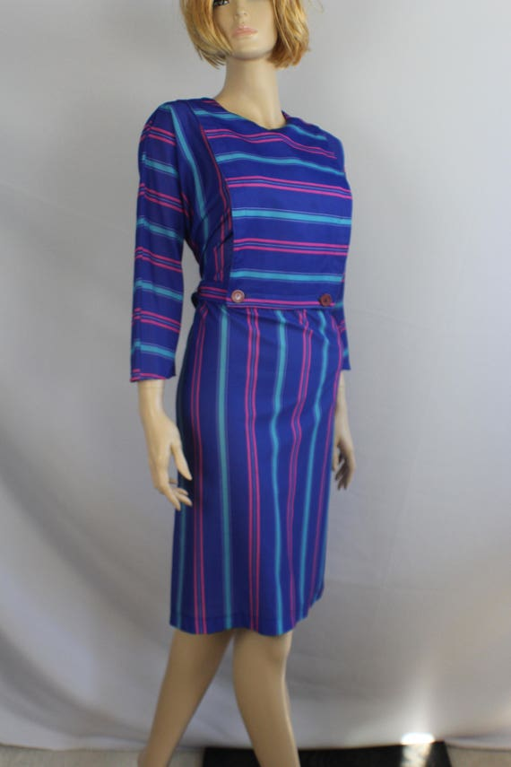 80s dress large, extra large, plus size, vintage 1