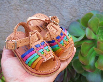 Mexican sandals | Etsy
