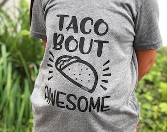 6b81c42bd Taco Bout Awesome Kids Tshirt, Taco shirts, Taco kids shirts, Kids Tshirt,  Food Shirts, Hipster Kids Shirts,toddlers kids shirt,boys shirts,