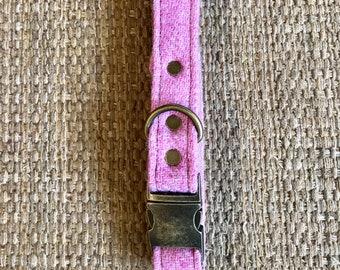 Pink Tweed