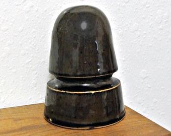 Vintage Porcelain Insulator