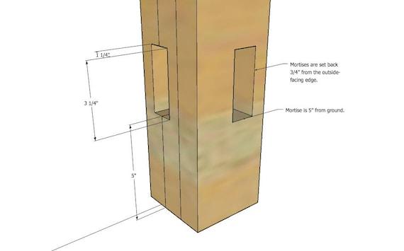 Split Top Roubo Workbench Plans