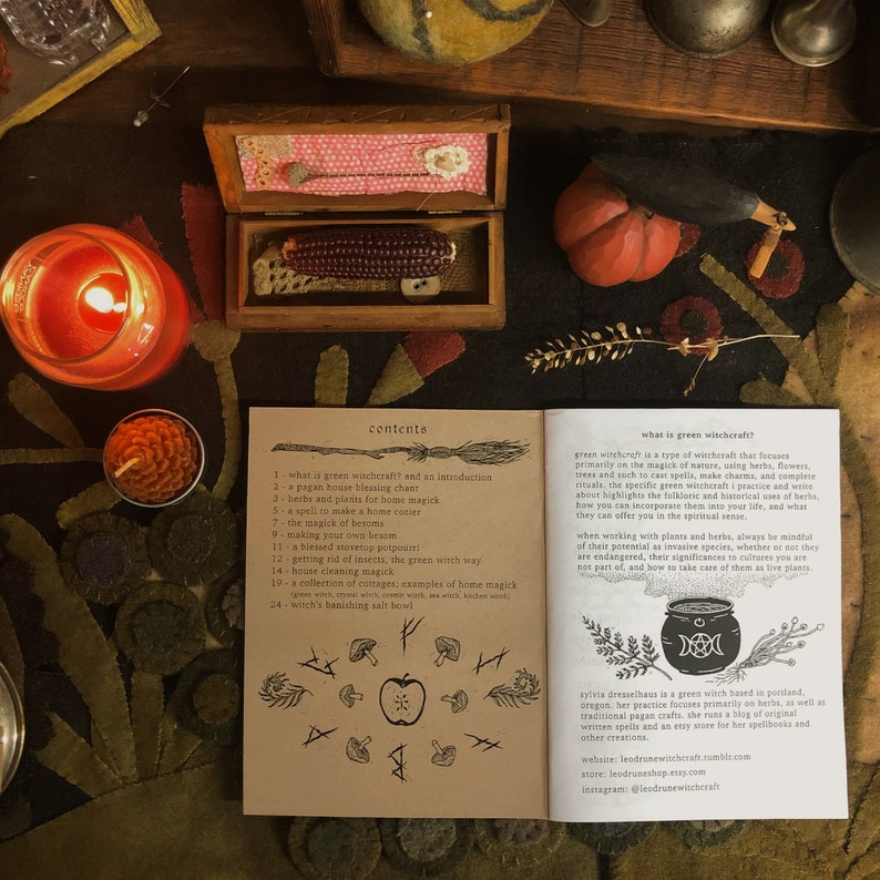 cottagecraft - magick and ritual for home and hearth
