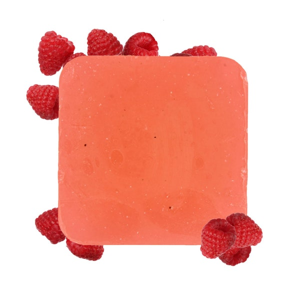 Shawn's Soaps Refreshing Raspberries Handmade Bar Soap