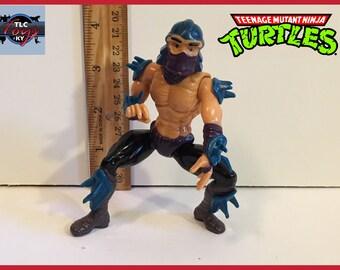 Vintage 1988 Teenage Mutant Ninja Turtles Animated - Shredder