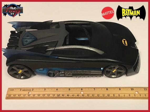 Batman - Batmobile électronique de la série de bande dessinée