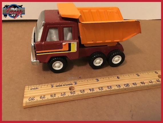 Vintage Die Cast Dump Truck - Unbranded