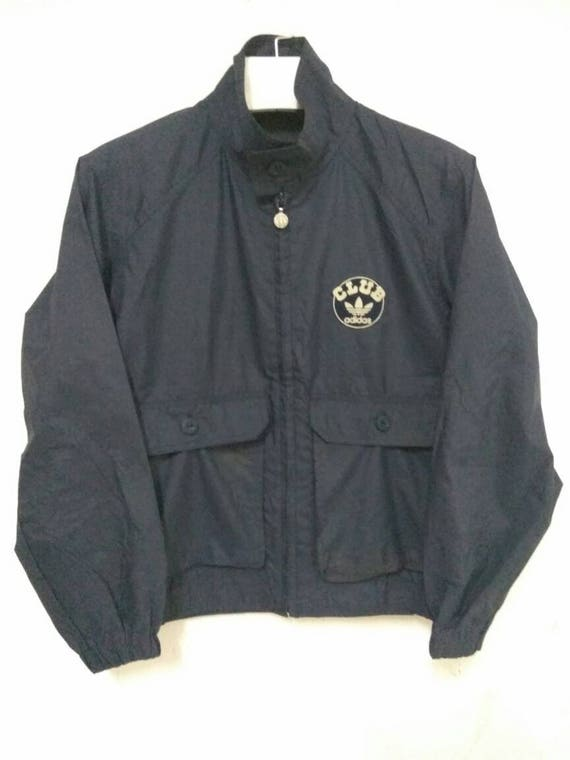 0027bec28163 Vintage ADIDAS Club Kleidung Adidas Jacke Adidas Retro   Etsy