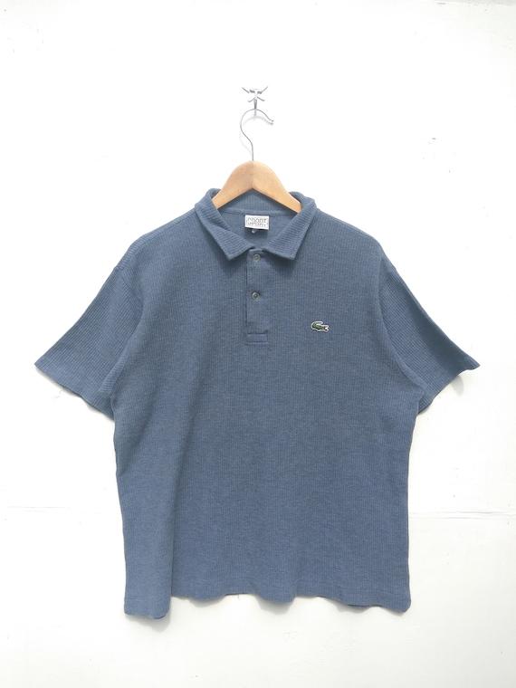 nowe tanie sprzedaż hurtowa Stany Zjednoczone Vintage Lacoste Polo Casual Shirt Size 5 Large Unisex Clothing #693-19