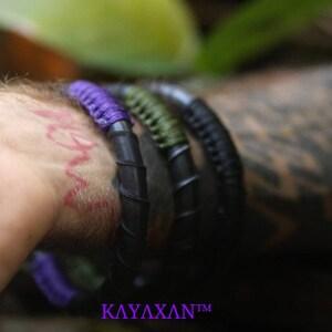 upcycled jewelry Inner tube bracelet vegan cuff wrap bracelets for women