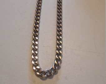 Necklace steel chain