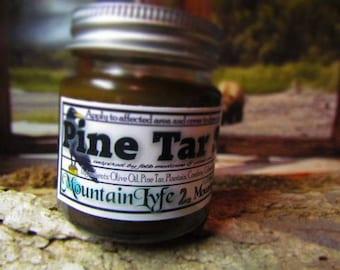 Pine Tar Salve