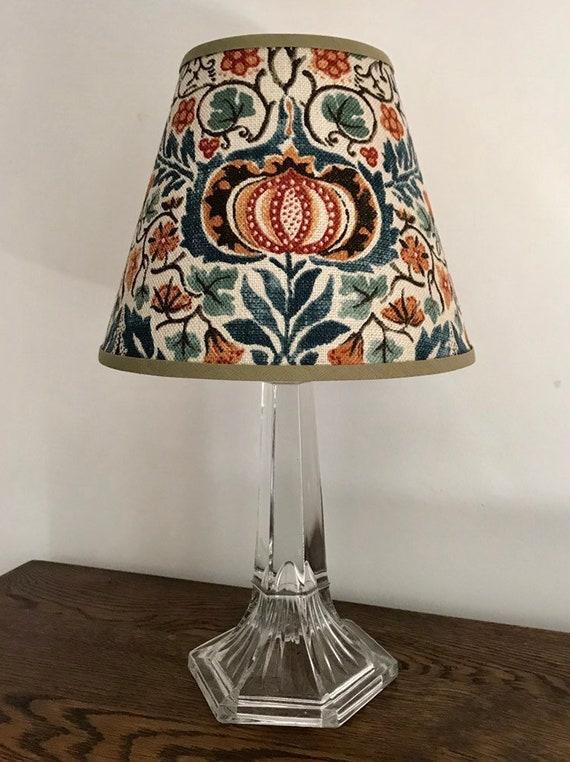 Morris Little Chintz Petite Handmade, Handmade Lampshades Norfolk