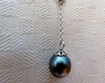 """Tikehau"" Tahitian Pearl pendant"