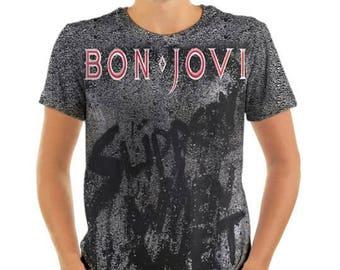 Bon Jovi T-shirts All sizes