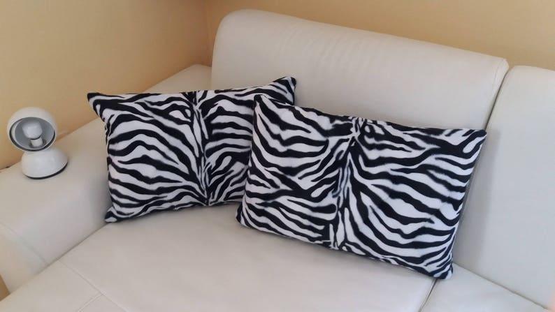 Cuscini Zebrati.Zebra Cushions Furniture Cushions Home Decor Gift Ideas Etsy