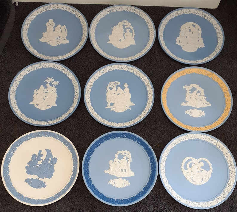 Dating Wedgwood jasperware
