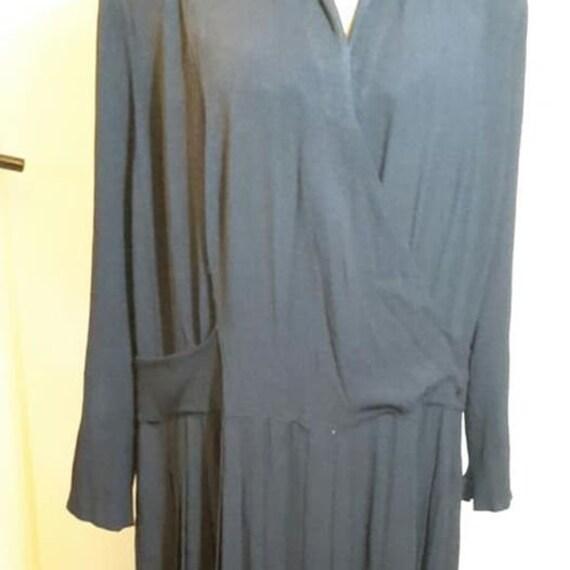 Original 20's dress large size