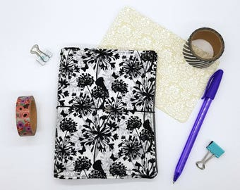 Fauxdori / Fabric Traveller's Notebook / A6 / TN / Journal / NicDori Traveller's Notebook / Starter Pack / Refillable / Planner