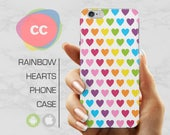 Bright Pattern Phone Case / iPhone 6 Cover / iPhone 7 Case / 6S, 6, 5, 5S, SE, Plus Case / Samsung Galaxy S8, S7, S6 Gift Case - PC-169