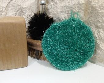 Tawashi dishwashing sponge