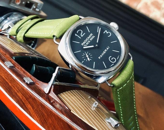 Panerai Radiomir 2004 Black Seal PAM00183 PAM 183 44mm Mens used watch + Box