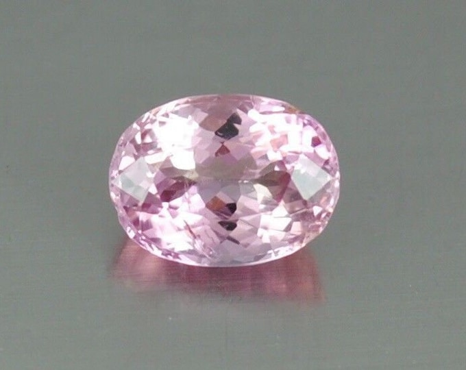 Imperial Topaz Pink 2.30 ct VVS Round Oval gemstone - stunning natural gemstone from Katlang Mine, Pakistan