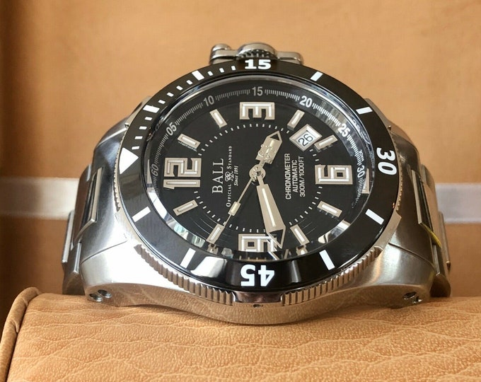 Ball Engineer Hydrocarbon Ceramic XV DM2136A-SCJ-BK Automatic Heavy Duty 42mm Watch