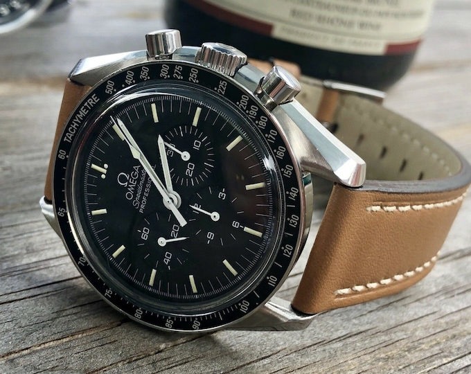 Omega Speedmaster Moonwatch Men's chronograph Mechanical Cal 864 Apollo XI 11 Limited edition 25th anniversary 345.0808 cal 864 watch + Box