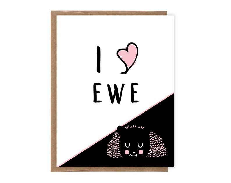I heart Ewe image 0