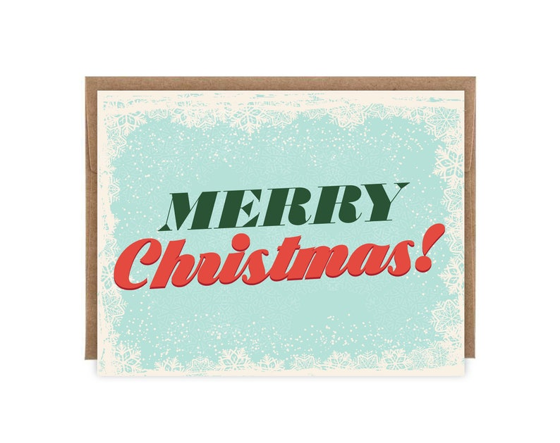 6 pack  Christmas Card Gift Set image 0